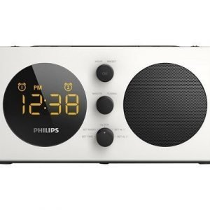 Philips Clock Radio With 2xusb