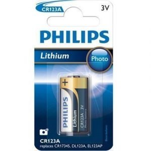 Philips Extremelife Cr123a