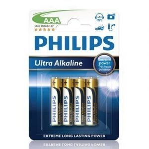 Philips Extremelife+ Lr03e4b