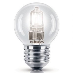 Philips Halogen E27 28w Klot 10-pack