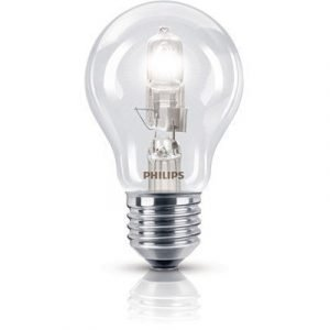 Philips Halogen E27 42w Klot 10-pack