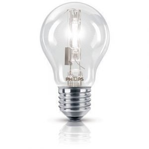 Philips Halogen E27 70w Klot 10-pack