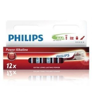 Philips Power Life Lr03p12w