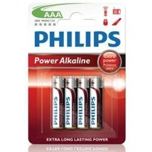 Philips Power Life Lr03p4b