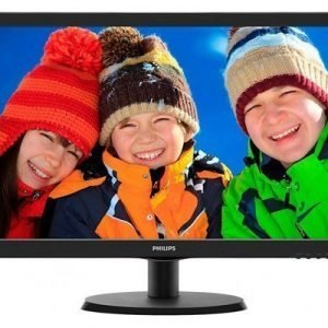 Philips V-line 240v5qdsb 23.8 16:9 1920 X 1080 Ads-ips