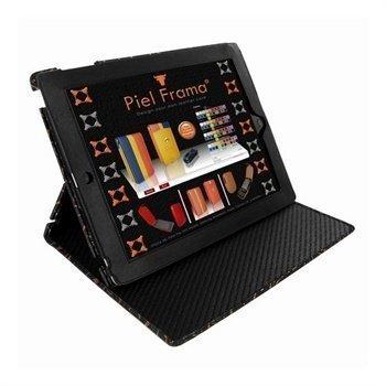 Piel Frama Cinema Nahkakotelo iPad 2 iPad 3 iPad 4 Nspire