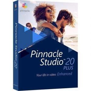 Pinnacle Systems Pinnacle Studio 20 Plus Win Eng/swe/dan Box