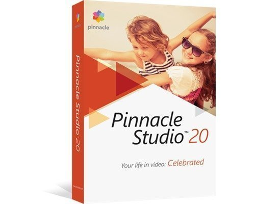 Pinnacle Systems Pinnacle Studio 20 Std Win Eng/swe/dan Box