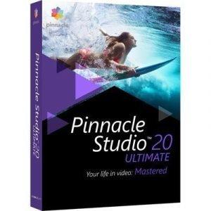 Pinnacle Systems Pinnacle Studio 20 Ultimate Win Eng/swe/dan Box