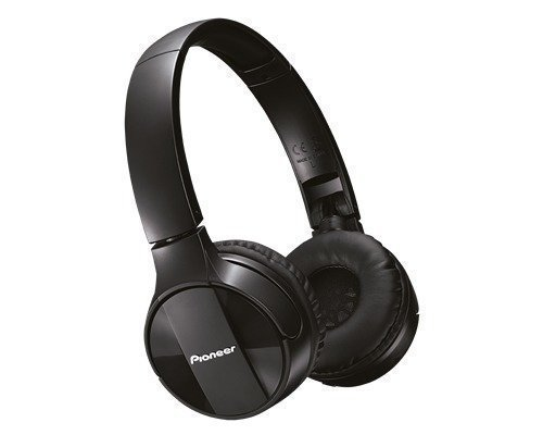 Pioneer Se-mj553bt Bluetooth Headphone Black