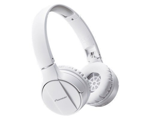 Pioneer Se-mj553bt Bluetooth Headphone White