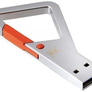 Pkparis K'lip Carabiner 128gb Usb 3.0