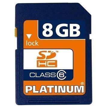 Platinum SDHC Muistikortti 8Gt