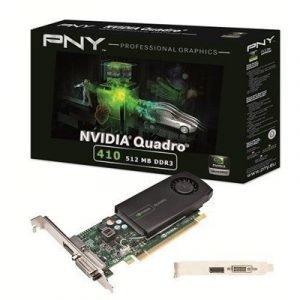 Pny Nvidia Quadro 410 By Pny Näytönohjain