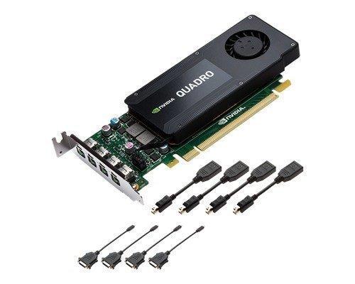 Pny Nvidia Quadro K1200 For Dvi Näytönohjain