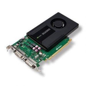 Pny Nvidia Quadro K2000d Näytönohjain