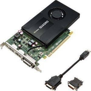 Pny Nvidia Quadro K2200 Näytönohjain