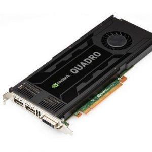 Pny Nvidia Quadro K4000 Näytönohjain