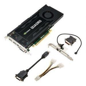 Pny Nvidia Quadro K4200 Näytönohjain