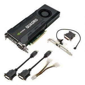 Pny Nvidia Quadro K5200 Näytönohjain
