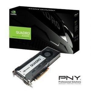 Pny Nvidia Quadro K6000 Näytönohjain