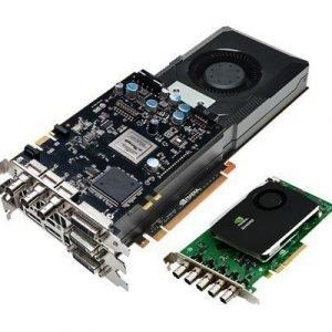Pny Nvidia Quadro K6000 Sdi I/o Näytönohjain