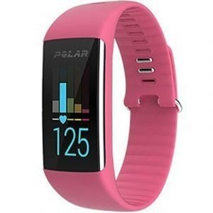 Polar A360 Activity Watch Pink Medium