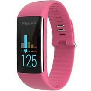 Polar A360 Activity Watch Pink Small