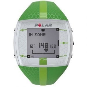 Polar Ft4f Pulse Watch Green Female