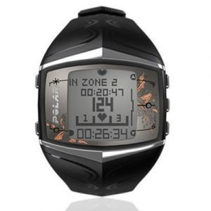 Polar Ft60f Pulse Watch Black Female