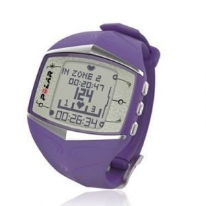 Polar Ft60f Pulse Watch Purple Female