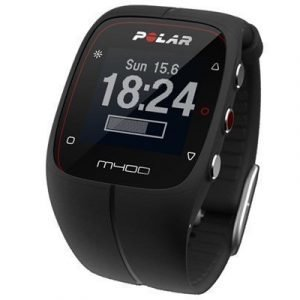 Polar M400 Hrm Sports Watch Black