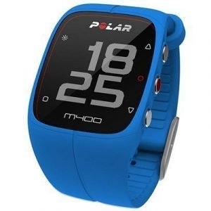 Polar M400 Sport Watch Blue