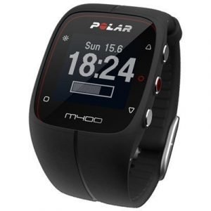 Polar M400 Sports Watch Black
