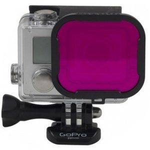 Polar Pro Magenta Filter For Gopro