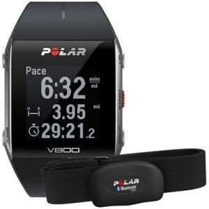 Polar V800 Hr Sports Watch Black