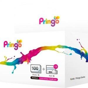 Pringo Catridge and Photo Paper 30-Pack
