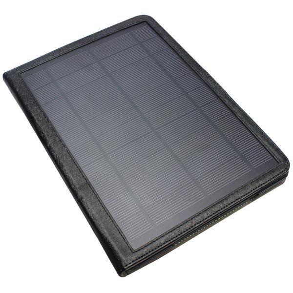 Promate Solcase Air aurinkokenno suojus iPad Airille Li-Po akku mu