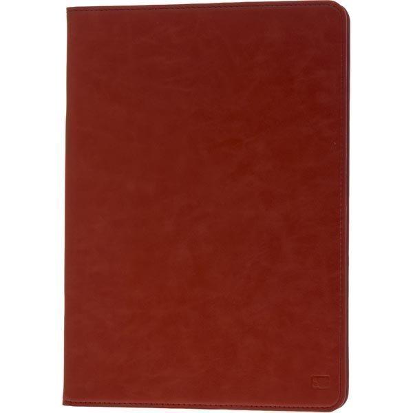 Promate Wallex-Air2 - iPad Air 2 Nahkakotelo punainen
