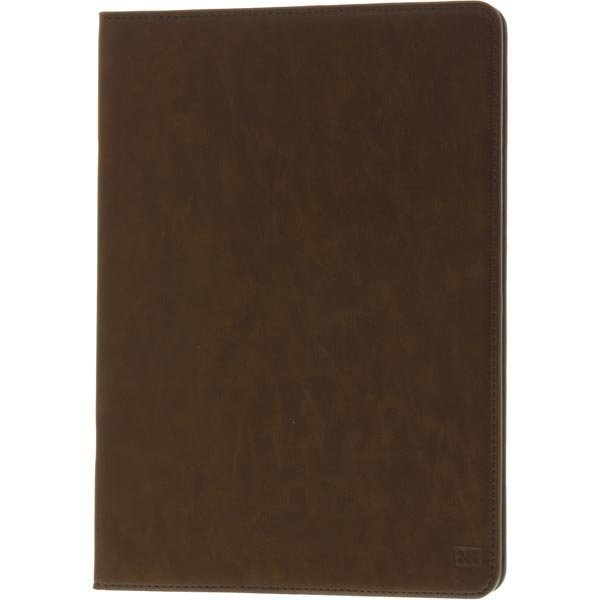 Promate Wallex-Air2 - iPad Air 2 Nahkakotelo ruskea