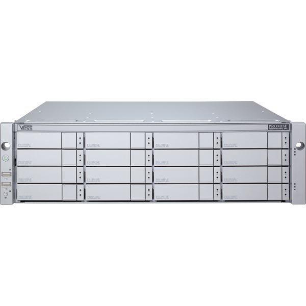 Promise VessRAID iSCSI J2600sD 16x3TB NL SAS 3U/16bay 2xCtrl 2xPSU