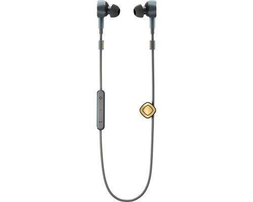 Pugz Wireless Earphones Sealed Musta
