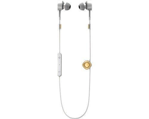 Pugz Wireless Earphones Sealed Valkoinen