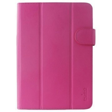 Puro Book Easy Universal Tablet Case 8 Pink