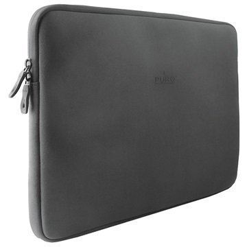 Puro Clever Sleeve Laptop Case 13 Dark Grey
