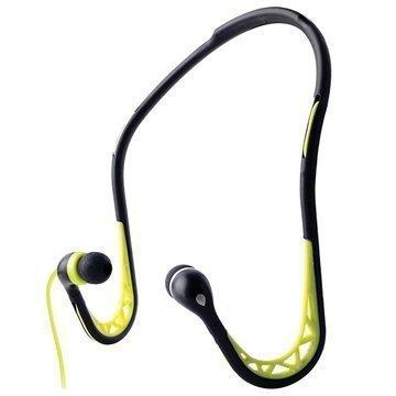 Puro In-Ear Neckband Urheilu Stereo Kuulokkeet Vihreä