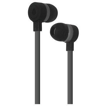 Puro Sport In-Ear Stereokuulokkeet Musta