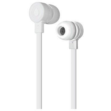 Puro Sport In-Ear Stereokuulokkeet Valkoinen