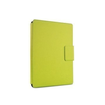 Puro Universal Booklet Slik Case 7.7 Green