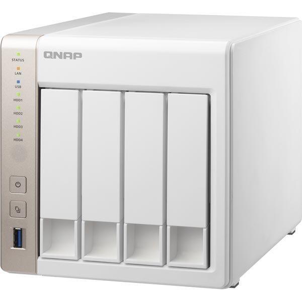 QNAP TS-451 NAS tuki 4xSATA-hdd:lle HDMI virtualisointitekniikka